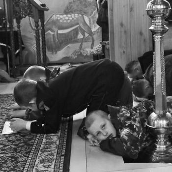 О молитве преподобного Ефрема Сирина