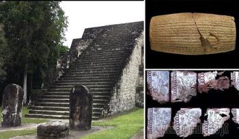Археологические артефакты, по поводу которых не утихают споры ученых