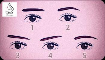 Что форма бровей может рассказать о вашем характере?