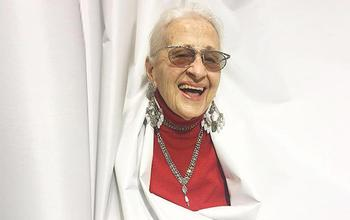 Никогда не поздно: как стать моделью, даже если тебе 95 лет