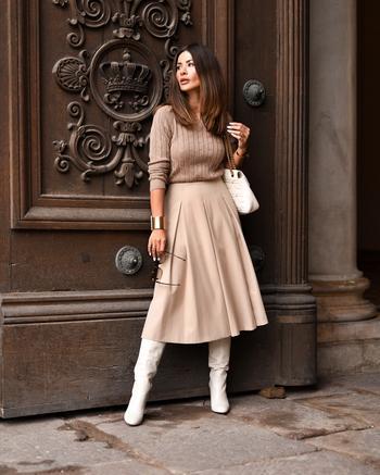 Мода для женщин после 40-ка осень-зима 2018-2019