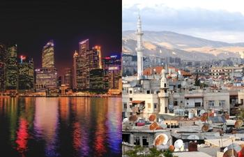 10 городов, поездка в которые разорит, и еще 10, в которых можно шиковать на одну зарплату