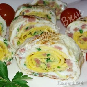 Яркий и легкий ЗАВТРАК из яиц! Необычно и вкусно, попробуйте.