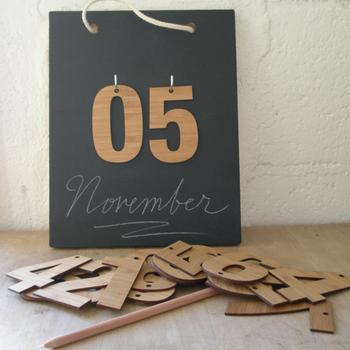 Красивый календарь своими руками — идеи и фото