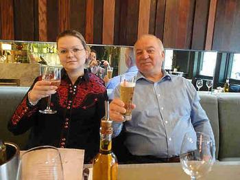 Юлия Скрипаль привезла яд из России в чемодане