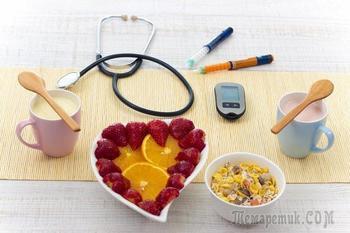Худшие продукты питания при диабете