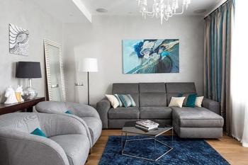 Создаем атмосферу загородного дома в квартире: реальный пример из Видного