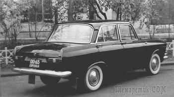 Забытый НАМИ-1101 «Василёк»: переднеприводный предок «Жигулей», вдохновлённый Mini