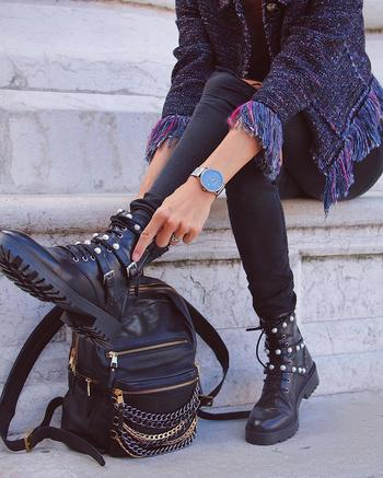 Как подобрать сумку к обуви: 25 примеров, чтобы создать самый стильный образ