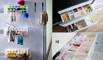 Гениальные решения декора, которые наведут порядок в доме