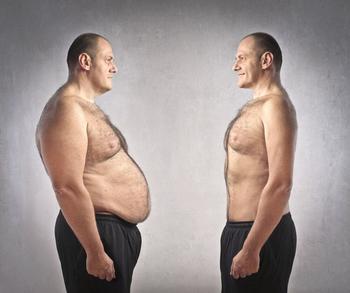 Толстый и тонкий. Почему первому так трудно похудеть, а второму поправиться