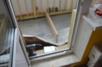 Просто ремонт балкона