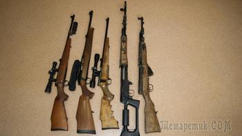Федеральный закон об оружии с изменениями на 2018 год