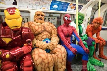25 раз, когда люди видели в метро странные вещи, которые смешат и пугают одновременно