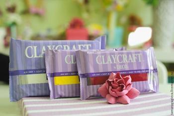 Лепим цветочек гардению из полимерной глины
