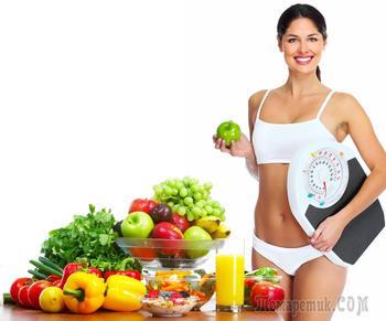 Продукты для жиросжигания, которые помогут избавиться от лишних килограммов