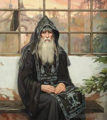 Монах Симеон Афонский: биография, фото, цитаты