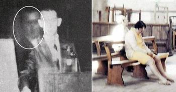 15 мистических фотографий с призраками