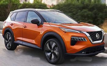 Новый Nissan X-Trail 2021 рассекречен до премьеры