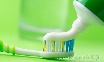 10 проблем, которые может решить зубная паста