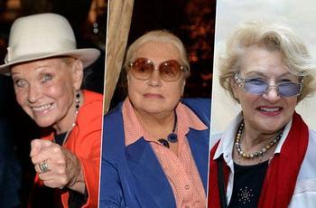Звездные бабушки, которые не желают общаться со своими внуками