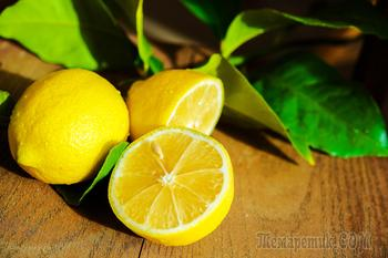 Лимон – лечебные свойства и вред