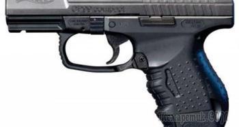 Umarex Walther CP99 Compact — реалистичный и компактный пневматический пистолет от немецкого производителя