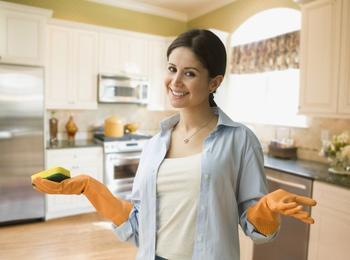 10 неожиданных идей для использования кухонной губки