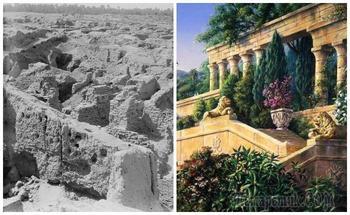 Что известно учёным о садах Семирамиды