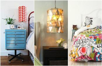 Идеи для интерьера маленькой спальни