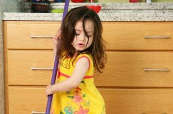 За 5 шагов прививаем ребенку хозяйственность