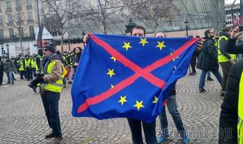 Крах и распад? Что угрожает Евросоюзу