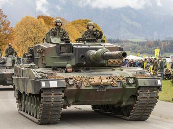 «Леопард»: чем примечателен основной боевой танк современной Германии