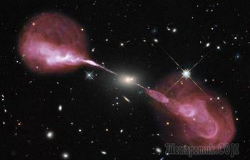 Самые удивительные и странные объекты в нашей Галактике, тайна которых пока не раскрыта