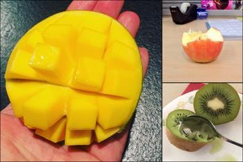 """16 фруктов, которые люди чистят, режут, едят и хранят """"не так"""" как все"""