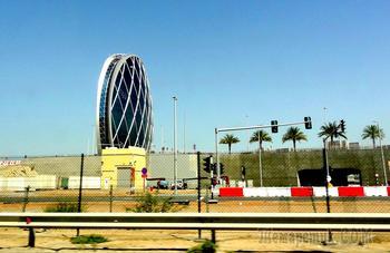 Дубай - современная сказка Шахерезады 16. От Дубая до Абу-Даби