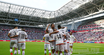 «Мексиканцы не давали нам играть»