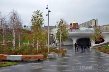 Москвичам напомнили о мерах безопасности во время прогулок