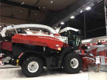 RSM F1300: «Ростсельмаш» представил комбайн нового поколения.