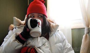 Как согреться в суровые холода, даже не включая обогреватель: 10 простых советов