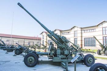 Зенитное орудие КС-19