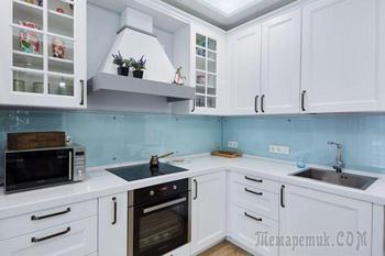 Ремонт кухни: недорогие в реализации тренды в отделке