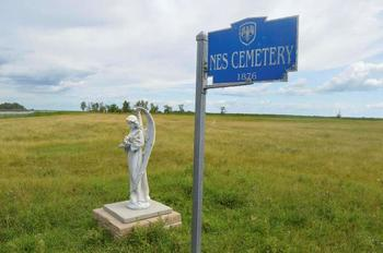 Поющие призраки заброшенного исландского кладбища Нес