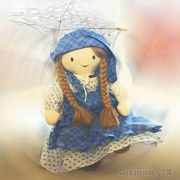 Любимая  кукла (Стих)