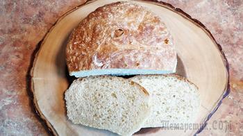 Самый простой домашний хлеб