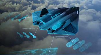 ВВС США  за один год они спроектировали, построили и испытали новый истребитель
