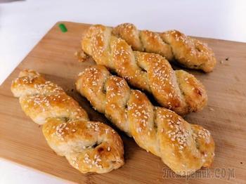 Рецепт выпечки вкуснее пирожков, чебуреков и самсы / Вкусно и красиво