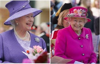 15 роскошных брошей, которые любит носить Королева Елизавета II, и истории их появления