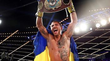 «Лучший боксер планеты»: Ломаченко угрожает Усику