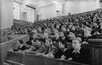 Образование советского периода: лучшие заведения